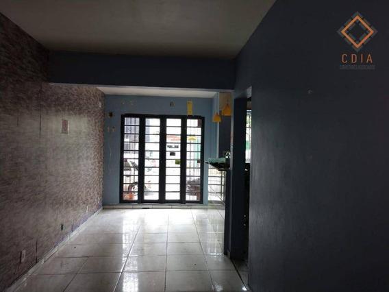 Sobrado Comercial Para Alugar, 86 M² Por R$ 4.000 - Perdizes - São Paulo/sp - So7578