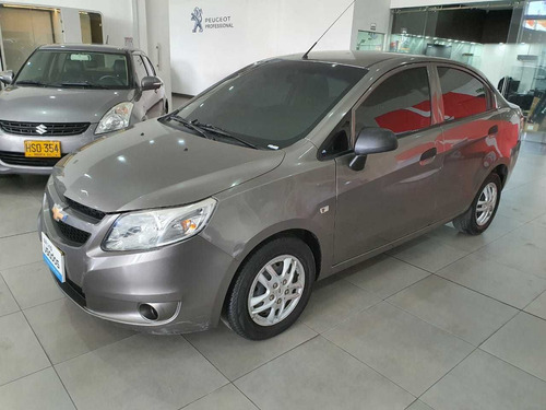 Chevrolet Sail Ls Fe 1.4 2016 Ijy390