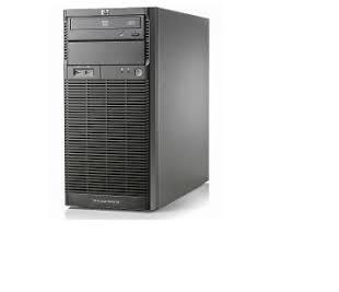 Servidor Hp Proliant Ml110 G6 + X3430 + 16gb Ram + Hd 1tb