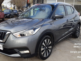 Nissan Kicks Exclusive 2017