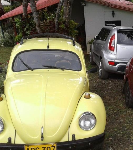 Volkswagen Escarabajo Modelo 55
