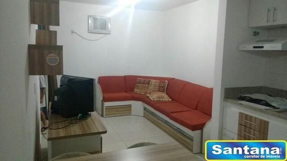 05027 - Apartamento 1 Dorm, Fazenda Santo Antônio Das Lages - Caldas Novas/go - 5027