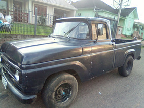 Ford F100 Twin Beam 1971