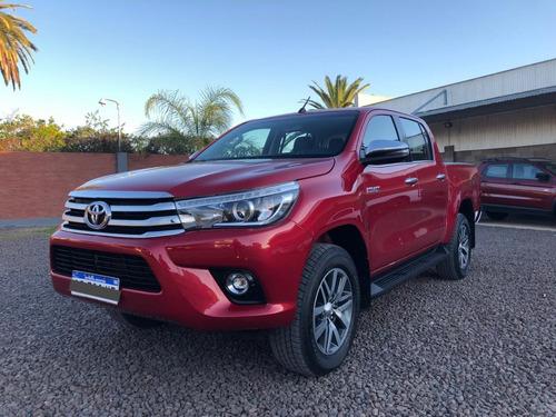 Toyota Hilux 4x2 Srx At