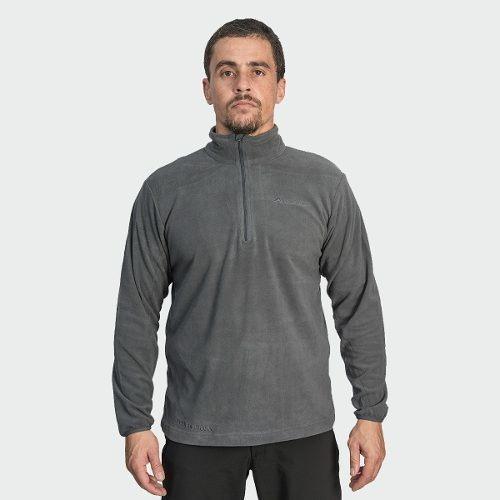 Jaqueta Abrigo Leve E Confortável Fleece Trilhas E Rumos