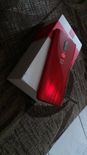Oneplus 6 Red Edition 8gb 128gb