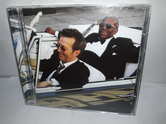 Cd B.b.king & Eric Clapton Riding With The King 2000