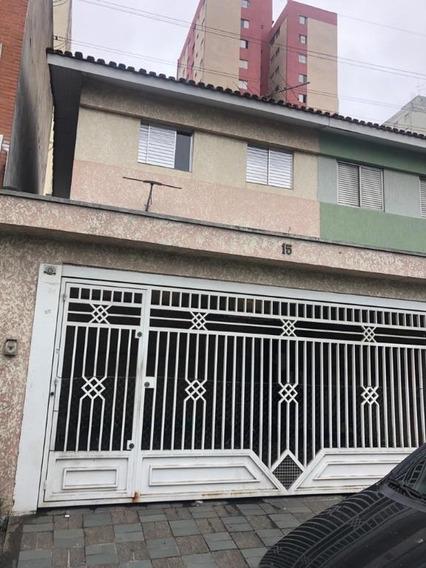 Sobrado Com 3 Dormitórios Para Alugar, 190 M² Por R$ 3.000/mês - Rudge Ramos - São Bernardo Do Campo/sp - So0437