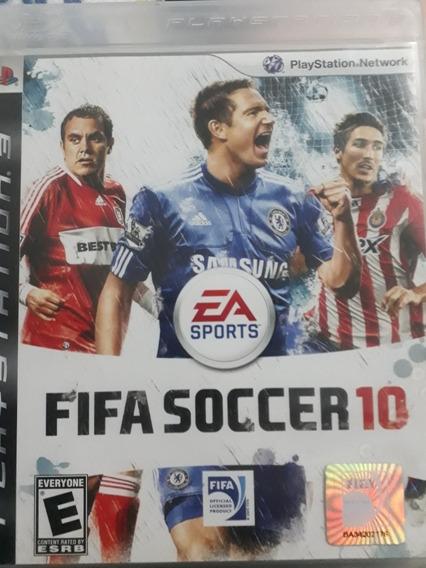 Fifa Soccer 10 Física