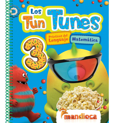Los Tun Tunes 3 - Editorial Mandioca
