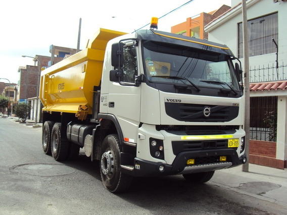 Financiamos Volquete Volvo