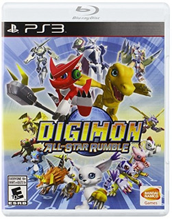 Digimon Allstar Rumble