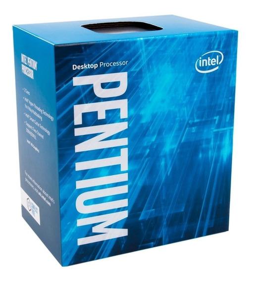 Processador Intel Pentium G4560 (lga1151 - 2 Núcleos - 3,5ghz) - Bx80677g4560