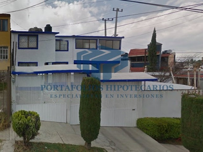 Remate Bancario! Adjudicado Casa En Atizapan De Zaragoza