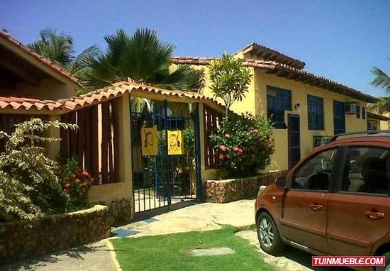 Linda Casa Vacacional Venta-90m²-chichiriviche/falcon/ag