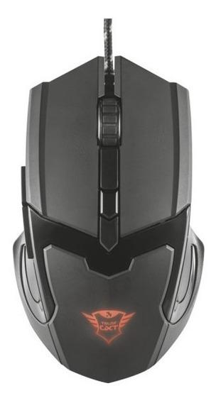 Mouse Gamer Trust Gxt 101 4800dpi Iluminado