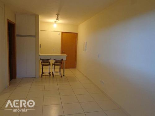 Apartamento À Venda, 40 M² Por R$ 190.000,00 - Jardim Infante Dom Henrique - Bauru/sp - Ap1272