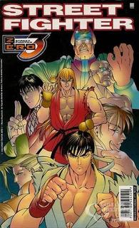 Hq Street Fighter Zero 3 - Minissérie/trama Editorial Nº 2/4