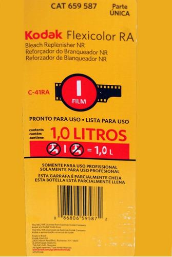 Branqueador Nr Flex De Filme C-41 Kodak