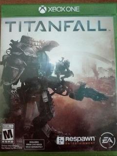 Juego Xbox One Game Titanfall