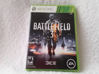 Battlefield 3 Xbox360 Original Y Totalmente Nuevo