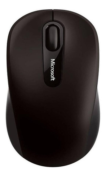 Mouse Microsoft Mobile 3600 Bluetooth preto