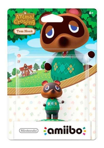 Amiibo Welcome To Animal Crossing Tom Nook