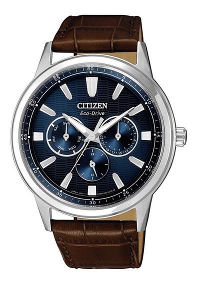 Relógio Citizen Eco Drive Elegant Bu2071-10l / Tz20733f
