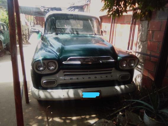 Chevrolet Apache 1959 Apache