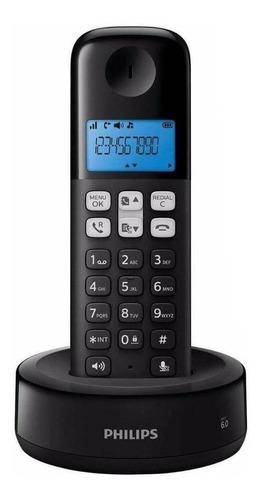 Teléfono inalámbrico Philips D131 negro