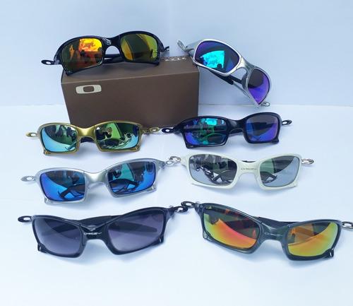 7596e8c28 Óculos Masculino Atacado Kit Com 10 Juliet Cores Variadas
