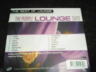 Cd The Purple Lounge Suite