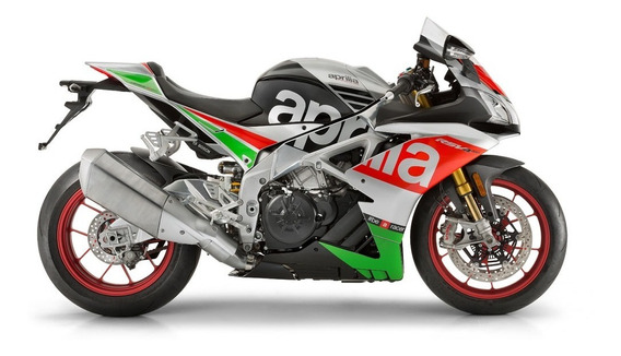 Aprilia Rsv4 Rf Tft 2017 Stock Disponible En Local