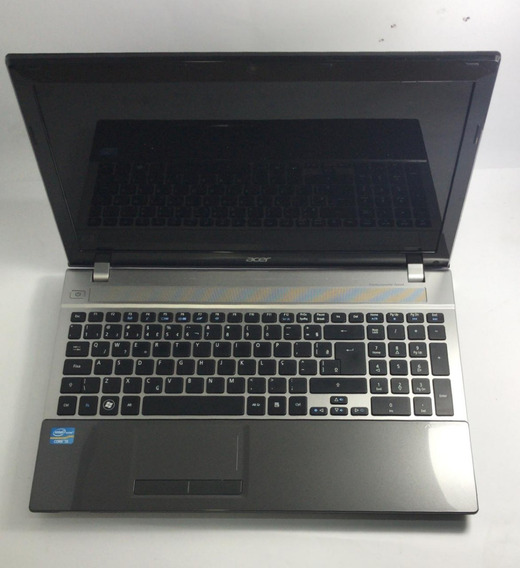 Notebook Acer V3-571 I5 4gb 500gb Windows 15,6