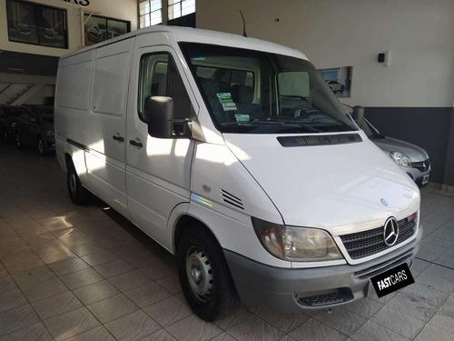 Mercedes-benz Sprinter 2.1 313 Chasis Cab 3550 (h2sa6) 2011