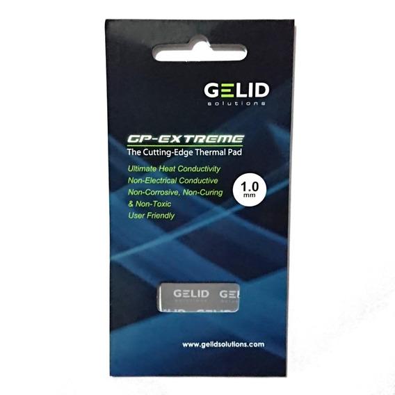 Thermal Pad Gelid 1.0mm Gp-extreme Original 80x40mm
