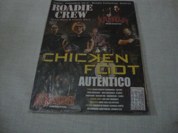 Revista Roadie Crew-156-ano-14-2012