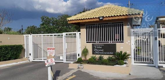 Sobrado Com 3 Dormitórios À Venda Por R$ 430.000 - Jardim Imperador - Suzano/sp - So0128