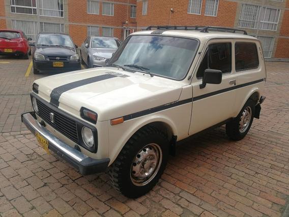 Lada Niva 2121 1600 Cc M/t 4x4 1992