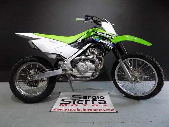 Kawasaki Klx140 Verde 2013