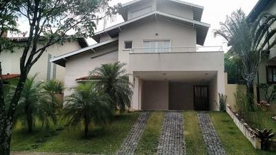 Casa Para Locação Condomínio Reserva Colonial - Ca5745