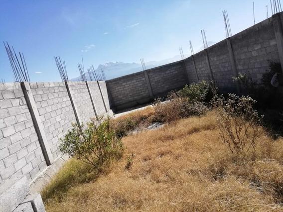 Terreno En San José Tlapala Chalco