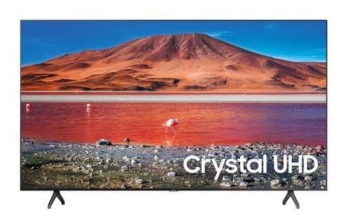 Imagen 1 de 6 de Smart Tv Samsung Series 7 Led 4k 43