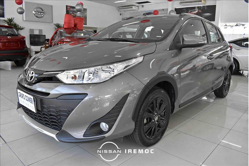 Yaris 1.5 16v Flex X Way Multidrive