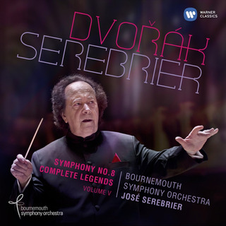 Cd : Jose Serebrier - Sym 8 & Comp Legends (cd)