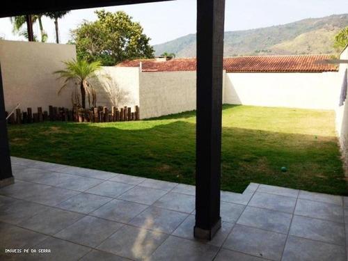 Imagem 1 de 15 de Casa Para Venda Em Atibaia, Vila Petrópolis, 4 Dormitórios, 2 Suítes, 4 Banheiros, 4 Vagas - 021_1-480965