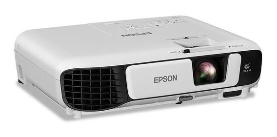 Proyector Epson Powerlite X41 + 3600 Lumen Xga Hdmi Usb Wifi