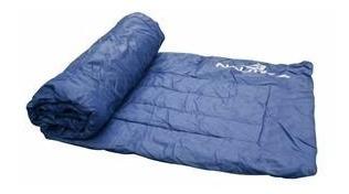 Colchonete Prático E Leve Multiuso Cor Azul Nautika Camping
