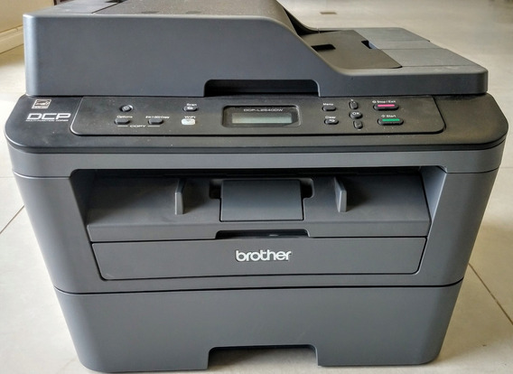 Impressora Multifuncional Brother Dcp-l2540dw (leia)