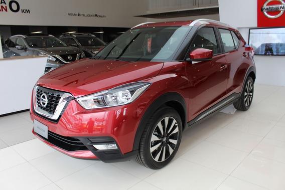 Nissan Kicks Advance Motor 1.6 Modelo 2020 Roja 5 Puertas